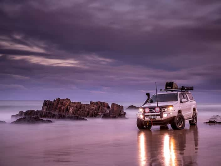 4wd on beach- Offroad 4x4 accessories