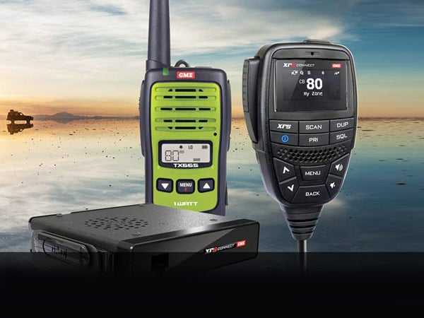 UHF CB Radios + Electrical